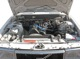 Volvo 200: engine compartment