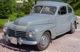 Volvo PV: Front, Seitenansicht