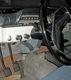 Volvo 120 130: interior, driver's side