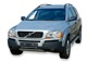 Volvo XC90 (-2014): front, side
