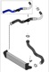 Volvo S60 (2011-2018), S80 (2007-), V60 (2011-2018), V70 (2008-): Intercooler, charger and charger intake pipe