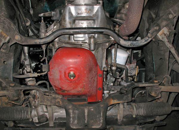 Volvo 900: Getriebe