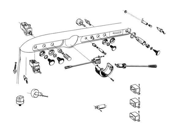 volvo p1800 ignition wiring diagram