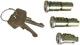 Lock cylinder kit