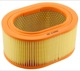 Air filter angular 1276825 (1000230) - Volvo 200, 300, 700