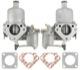 Carburettor SU HS6 Kit 2 Pcs  (1000783) - Volvo 120 130 220, 140, P1800, PV P210