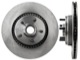 Brake disc Front axle 270877 (1000939) - Volvo 700