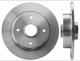 Bremsscheibe Hinterachse massiv  (1001291) - Volvo 400