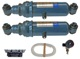 Shock absorber conversion kit, Height control