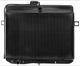 Radiator, Engine cooling 252056 (1001908) - Volvo 120 130
