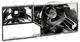 Reflector, Headlight left 3518594 (1002350) - Volvo 700, 900