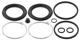 Repair kit, Brake caliper boot Front axle for one Brake caliper 8993255 (1002976) - Saab 90, 900 (-1993), 99