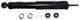 Stoßdämpfer Hinterachse Gasdruck 9105487 (1003414) - Saab 90, 99