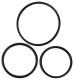 Repair kit, Clutch slave cylinder 8781072 (1003458) - Saab 90, 900 (-1993), 9000, 99