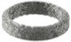 Seal ring, Exhaust pipe 1257314 (1003659) - Volvo 200, 700