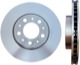 Brake disc Front axle internally vented 31262092 (1003894) - Volvo 850, 900, C70 (-2005), S70 V70 (-2000), S90 V90 (-1998), V70 XC (-2000)