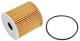 Oil filter Insert 1275810 (1003964) - Volvo C70 (-2005), S40 V40 (-2004), S60 (-2009), S70 V70 (-2000), S80 (2007-), S80 (-2006), V70 P26, V70 XC (-2000), XC70 (2001-2007), XC90 (-2014)