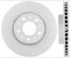 Bremsscheibe Vorderachse gelocht/ innenbelüftet Sportbremsscheibe 31262092 (1003970) - Volvo 850, 900, C70 (-2005), S70 V70 (-2000), S90 V90 (-1998), V70 XC (-2000)