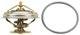Thermostat, Kühlmittel 87 °C 272246 (1004681) - Volvo 850, S70 V70 (-2000), S80 (-2006), V70 P26