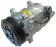 Compressor, Air conditioner 8601533 (1004855) - Volvo 850, C70 (-2005), S70 V70 (-2000), V70 XC (-2000)