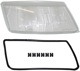 Lens, Headlight right 4787628 (1005663) - Saab 9-5 (-2010)
