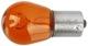 Bulb Turn signal orange 12 V 21 W  (1005994) - Volvo 850, C30, C70 (2006-), C70 (-2005), S40 V40 (-2004), S40 V50 (2004-), S60 (-2009), S70 V70 (-2000), S80 (2007-), S80 (-2006), V70 P26, V70 XC (-2000), XC70 (2001-2007), XC70 (2008-), XC90 (2003-)