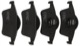 Brake pad set Rear axle 30648382 (1006111) - Volvo S60 (-2009), S70, S80 (-2006), V70 (-2000), V70 P26, V70 XC (-2000), XC70 (2001-2007)