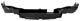 Air guide Bumper front 6808693 (1006124) - Volvo 850