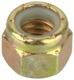 Nut self-locking with UNC inch Thread 3/8