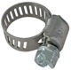 Hose clamp 6 mm 16 mm stainless  (1009336) - universal