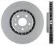 Brake disc Front axle internally vented 30657301 (1009422) - Volvo XC90 (-2014)