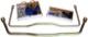 Heavy duty Stabilizer Front axle Rear axle Kit  (1009907) - Volvo 140