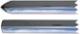 Hood molding trim 655796 (1010618) - Volvo PV