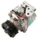 Compressor, Air conditioner 4635892 (1011000) - Saab 9-3 (-2003)