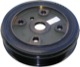 Belt pulley, Crankshaft 30731865 (1011483) - Volvo S60 (-2009), S80 (-2006), V70 P26, XC70 (2001-2007), XC90 (-2014)