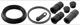 Repair kit, Brake caliper boot Front axle for one Brake caliper  (1012751) - Volvo S60 (-2009), S80 (-2006), V70 P26, XC70 (2001-2007)