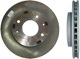 Brake disc Front axle internally vented 30872926 (1013711) - Volvo S40 V40 (-2004)