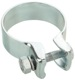 Pipe clamp, exhaust system 45,5 mm Steel  (1013851) - universal