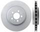 Brake disc Rear axle internally vented System Brembo 30645223 (1015012) - Volvo S60 (-2009), V70 P26