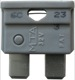 Fuse Standard flat fuse 2 A  (1015306) - universal ohne Classic