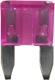 Sicherung Mini-Flachstecksicherung 3 A  (1015316) - universal ohne Classic