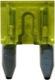 Fuse Mini-flat fuse 20 A  (1015322) - universal ohne Classic
