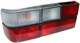 Combination taillight left red-white  (1015474) - Volvo 200