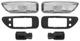 Blinkleuchte, Seite Satz für beide Seiten  (1015997) - Volvo S60 (-2009), S80 (-2006), V70 P26, XC70 (2001-2007)