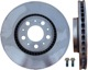 Brake disc Front axle 31471835 (1016969) - Volvo S60 (-2009), V70 P26, XC70 (2001-2007)