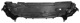 Air guide Bumper front 30655783 (1017153) - Volvo S80 (-2006)
