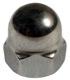 Screw/ Bolt Cap nut Outer hexagon M8  (1017376) - universal