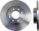 Brake disc Front axle perforated Sport Brake disc 3459661 (1017725) - Volvo 400