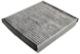 Innenraumfilter Multifilter 30780377 (1018112) - Volvo S40 V50 (2004-)