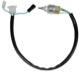 Switch, Automatic transmission 1234310 (1018484) - Volvo 120 130 220, 140, 164, 200
